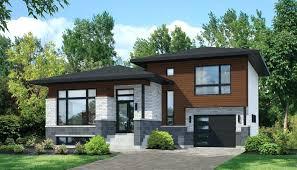 Split Home Designs Simple Decoration