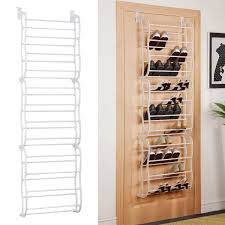 Gallery of Cool Over The Door Shoe Rack