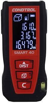 Купить <b>Лазерный дальномер CONDTROL Smart</b> 40 в интернет ...