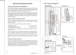 electrical requirements coast spas of santa clara serving san electrical specs 001