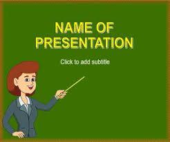 Teachers Powerpoint Templates Teacher Powerpoint Template Free Download