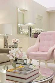 pink and white living room ll livelovely luxury elegance elegantlife fancy