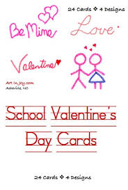 valentines days cards amazon com school valentines day cards health personal care