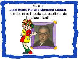 Resultado de imagem para Monteiro Lobato