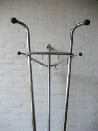 vintage chrome coat rack for sale at pamono