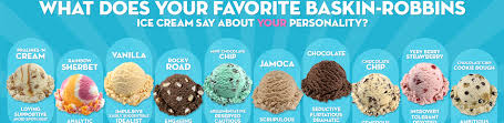 baskin robbins ice cream flavors list. Wonderful Robbins 071513_BR_Personality With Baskin Robbins Ice Cream Flavors List BaskinRobbins