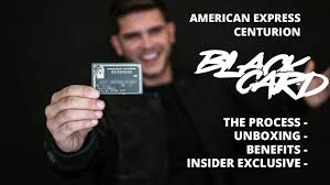 Check spelling or type a new query. How I Received An American Express Black Card The Benefits And The Unboxing Youtube