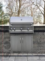 thermador outdoor grill. artisan artp36 grill head with 30\u2033 access doors. thermador outdoor