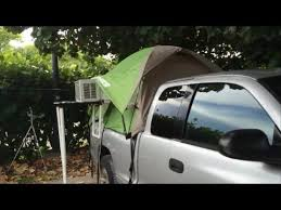 Truck Tentn' - Air Conditioned Truck Tent - The Sailing Rode | ROAD ...