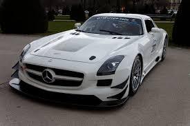 Mercedes-Benz SLS AMG GT3 — Wikipédia