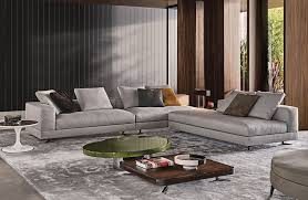 minotti italian furniture. our interior specialists bergers interiors are ready for you to put together a unique implementation of the white minotti sofa which fully meets your italian furniture