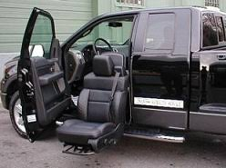 Freedom Mobility Seating - Automotive Innovations