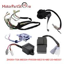 fit for yamaha pw50 wiring harness ignition and 50 similar items pw50 wiring harness diagram at Pw50 Wiring Harness