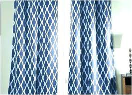 navy blue fl shower curtain target and white curtains black b lenox