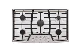 36 gas cooktop with superboil