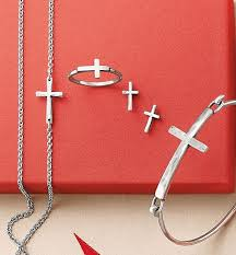 Horizon Cross Necklace, Ring, Ear Posts and Hook-On Bracelet | James avery  jewelry, James avery rings, James avery necklace