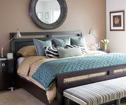 teal and brown bedroom. Simple Brown A Peaceful Place  If Youre Looking To Do Blue In Your Bedroom But Want A  Little Variety Try Teal The Rich Tone Has Twinge Green Giving Basic  Throughout Teal And Brown Bedroom L