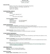 It Skills Resume Awesome Quick Free Resume R How To Make A On Write For Job Swarnimabharathorg