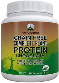 Organic Paleo Grain Free Plant Based Protein ... - Amazon.com