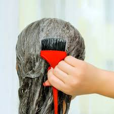how to dye your hair at home according