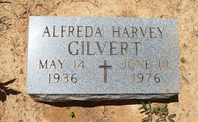 Alfreda Harvey Gilbert (1936-1976) - Find A Grave Memorial