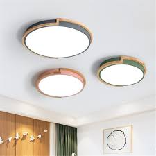 Simple Ceiling Light Big Discount 6f49b Simple Ceiling Light Led Circular Lamp