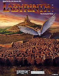 Le labyrinthe ou l'épreuve : Labyrinth The Computer Game Wikipedia