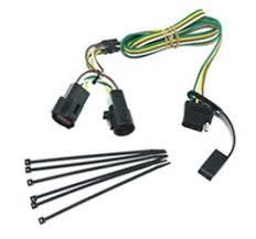 will trailer wiring harness 20028 fit a 1998 ford f 150 without 2002 ford f150 trailer wiring harness curt t connector vehicle wiring harness with 4 pole flat trailer connector