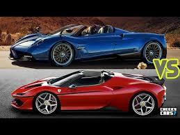 2018 ferrari convertible. modren 2018 new pagani huayra roadster 2018 vs ferrari j50 2017 to ferrari convertible e