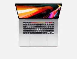 Báo Giá Rẻ MacBook Pro 16 inch Silver MVVM2 NEWSEAL Trả góp Chính Hãng