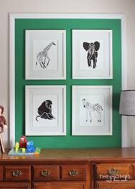 painting apartment walls5 Ways to Color Your Walls Without Paint