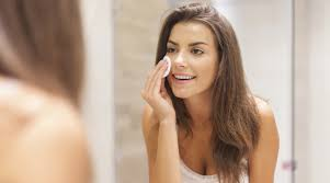 before anything else always remember to remove make up before retiring to bed