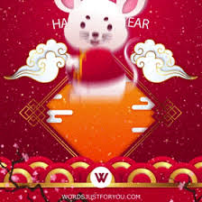 Get ready to ring in the year of the. Happy Chinese New Year 2020 Cartoon Gif Stati Di Whatsapp