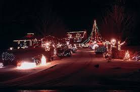 Christmas Lights In Elmira Ny Lights Spread Christmas Joy News The Leader Corning Ny