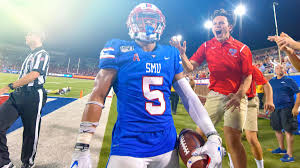 Smu Depth Chart How Smu Has Shocked College Football With A Surprising