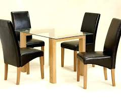 small glass dining table and 4 chairs small glass dining table and 4 chairs glass dining
