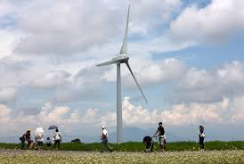 balance of power shift toward renewable energy appears to be picking up steam