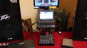 compact professional sound system complete karaoke system