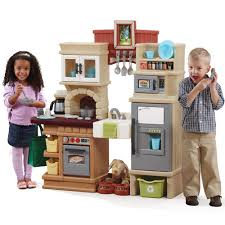 Play Kitchen Heart Of The Home Kitchen Kids Play Kitchen Step2