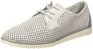 Tamaris Shoe Size Chart Amazon Com Tamaris Womens 23603 Trainers Grey Cloud