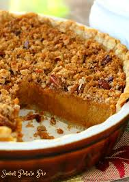 sweet potato pie recipe southern. Southern Classic Sweet Potato Pie And Recipe