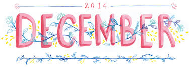 november calendar header happiness is december free printable calendar