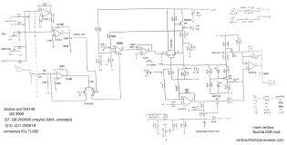Buchla 258 vco layout