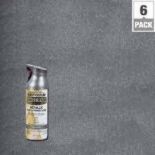 11 oz all surface metallic dark steel spray paint