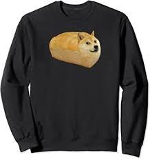 Fashion Shiba Inu Doge Bread Meme Dog Ugly ... - Amazon.com