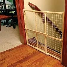 60 inch pet gate wooden dog with regard to compelling wood indoor gates for prepare77