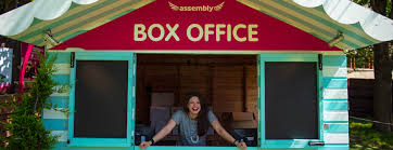 edinburgh fringe festival box office. meet holly mclaughlin the voice of assembly festival 2017 blog edinburgh fringe box office