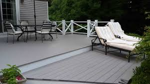 wolf composite decking. Interesting Wolf WOLF Decking In Harbor Grey PVC Trim Boards And Wolf Composite