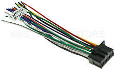 pioneer car audio and video wire harness ebay Wire Harness For Pioneer Car Stereo 16pin wire harness for pioneer avic x850bt avicx850bt *pay today ships today * Raptor Car Stereo Wire Harness
