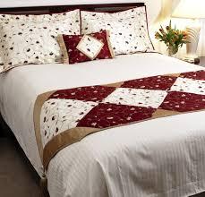 Bed Runner Patterns